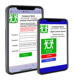 track visitors with f4l digital business cards