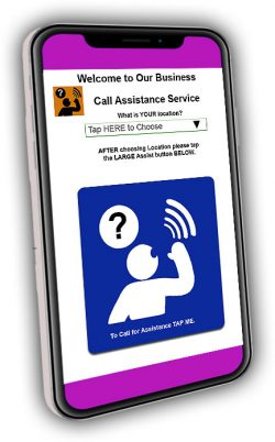 virtual call assistance system