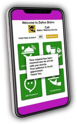 virtual call waiter